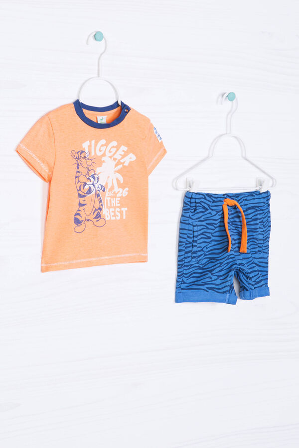 Cotton outfit with Tigger print | OVS