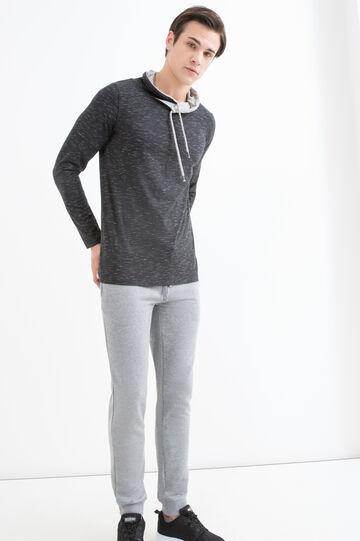Plain sports trousers