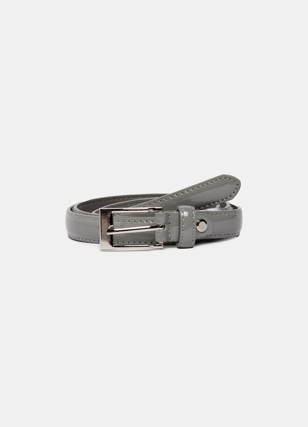 Skinny patent belt | OVS