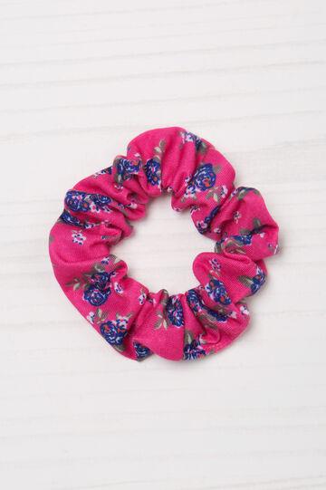 Striped pattern hair band, Baby Pink, hi-res
