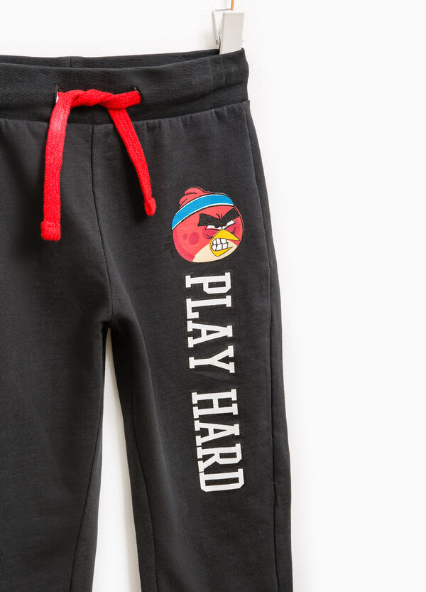 Joggers with Angry Birds print | OVS