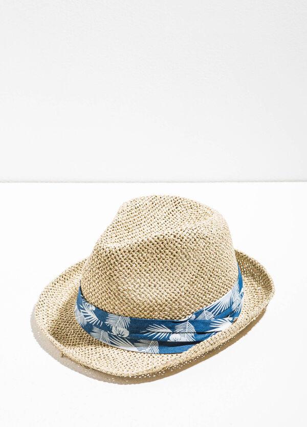 Cappello a falda larga in paglia | OVS