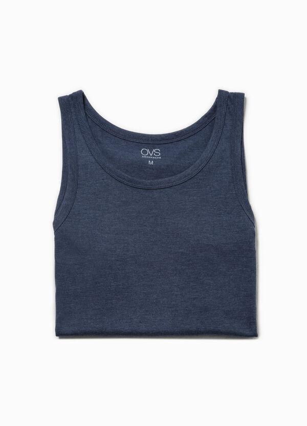 Camiseta de tirantes interior con cuello redondo | OVS