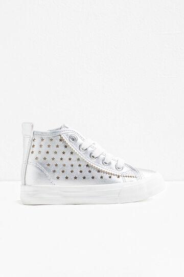 Sneakers alte fantasia a stelle