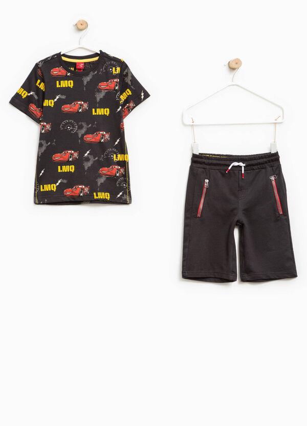 Completo t-shirt e bermuda Cars | OVS