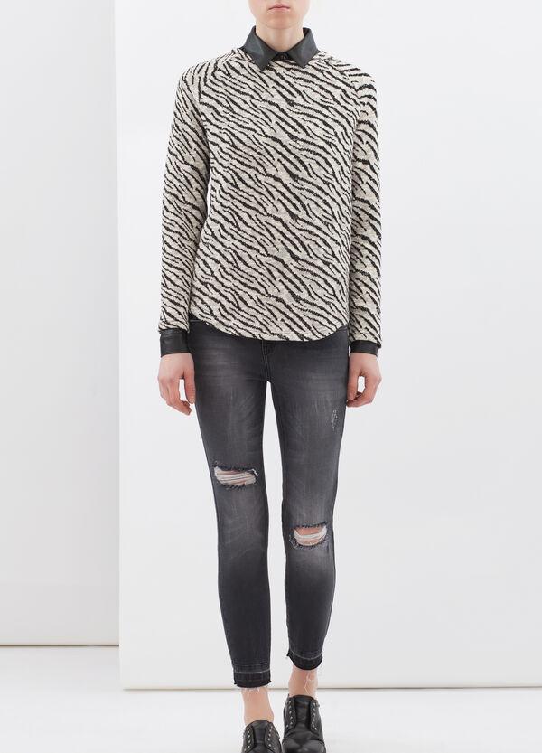 Jeans stretch modello capri | OVS
