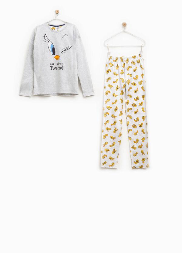 100% Biocotton Tweetie Pie pyjamas | OVS