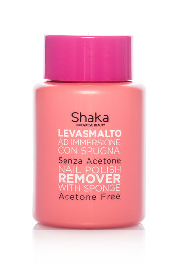 Immersion nail varnish remover