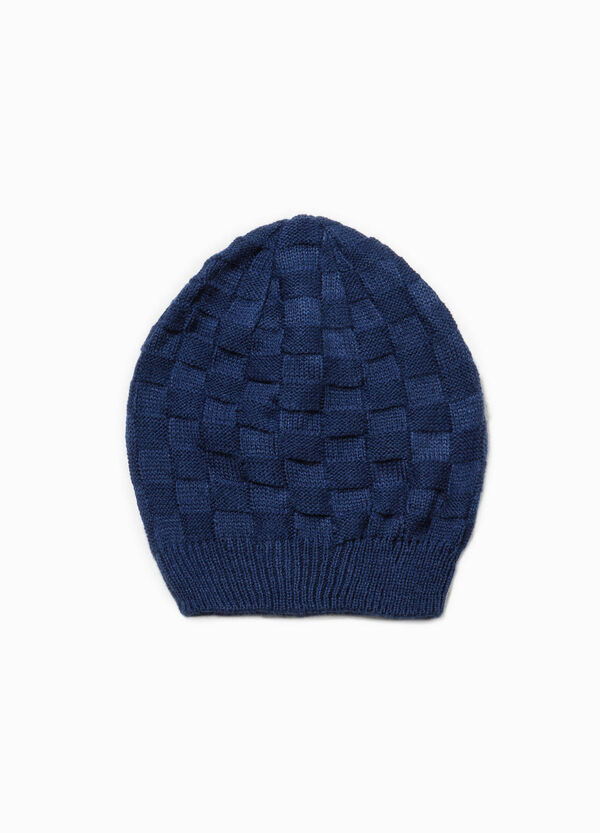 Solid colour knit beanie | OVS
