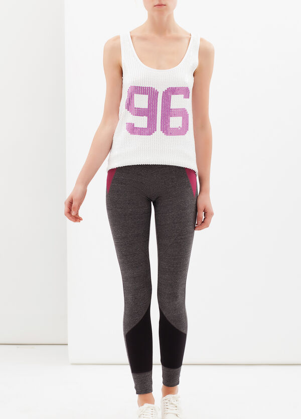 Gym leggings with inserts | OVS