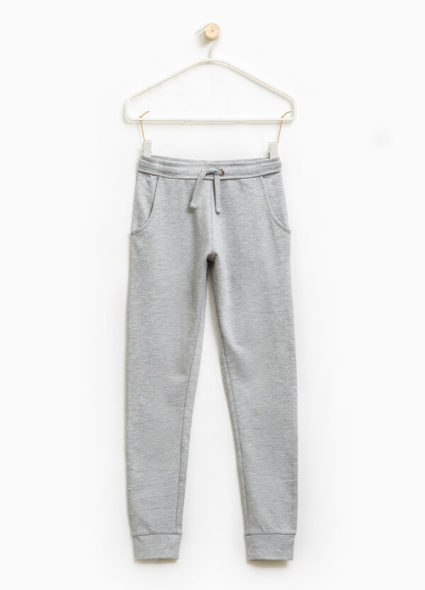 Joggers with elasticated ankles | OVS