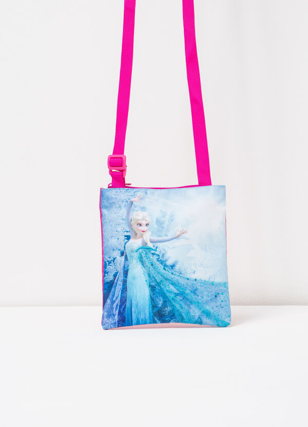 Frozen print shoulder bag | OVS