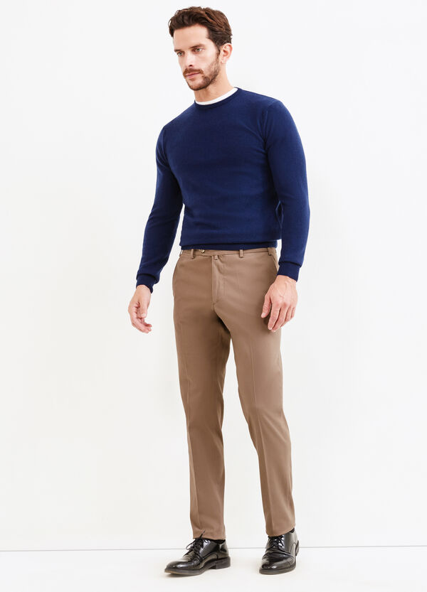 Rumford trousers with crease | OVS