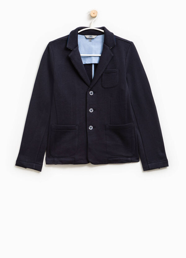 Three-button jacket with small pocket | OVS