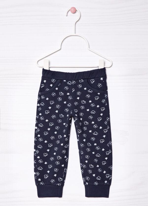Pantaloni tuta stretch fantasia | OVS