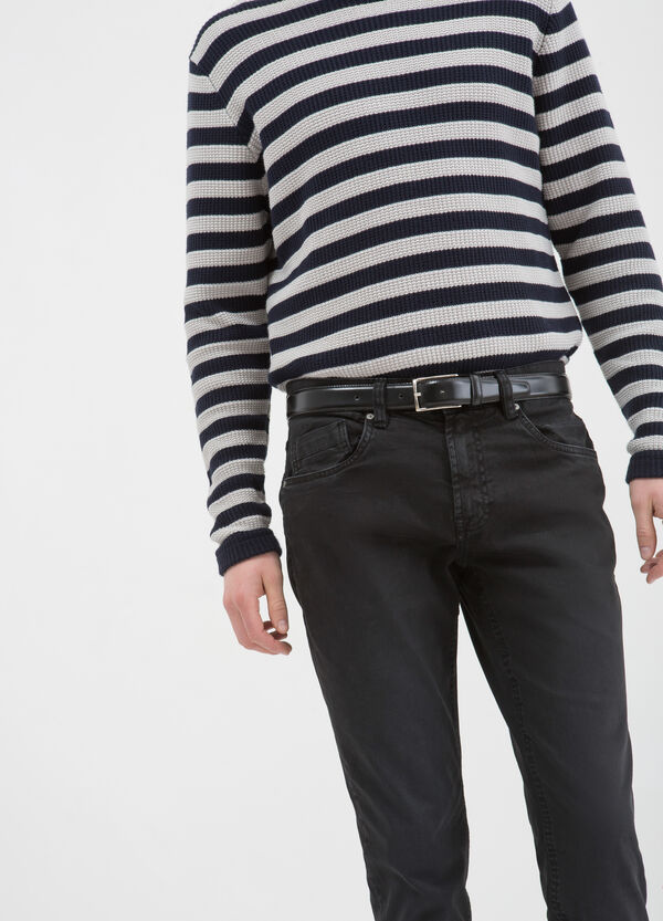 Skinny fit stretch trousers | OVS