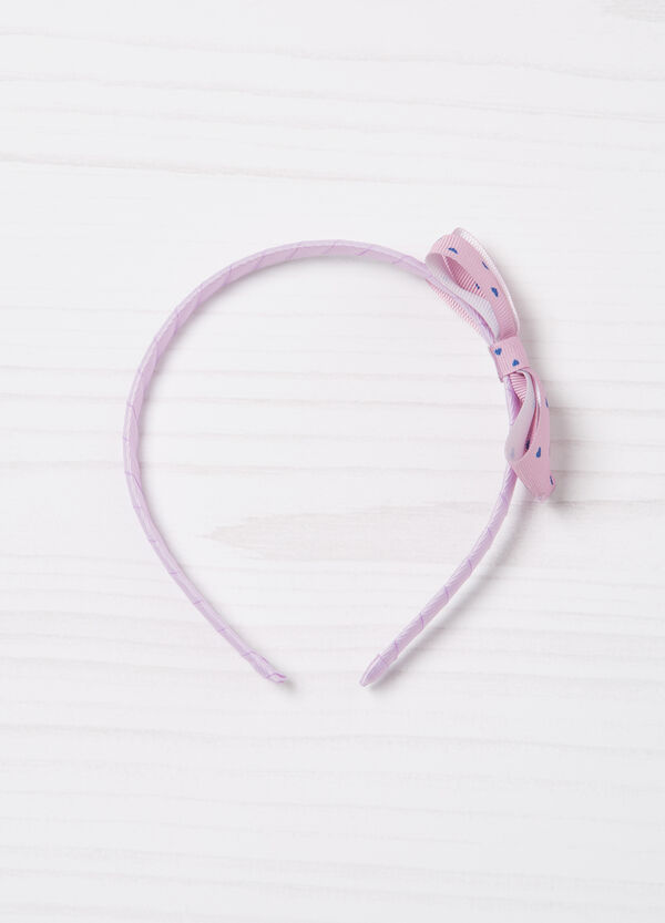Heart patterned hair band | OVS