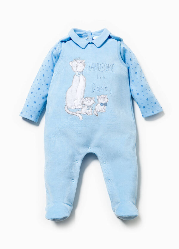 The Aristocats polo shirt and onesie | OVS