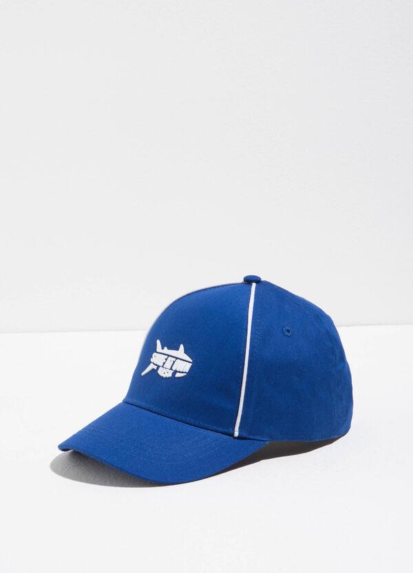 Gorra de béisbol con estampado | OVS
