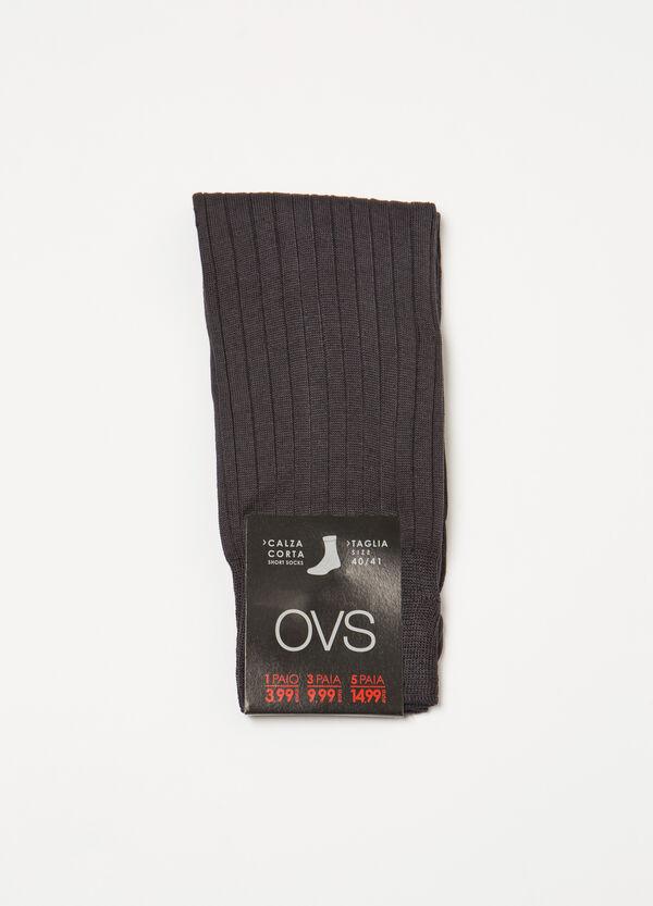 Socks in 100% lisle cotton | OVS