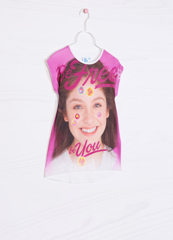 Cotton Soy Luna T-shirt | OVS