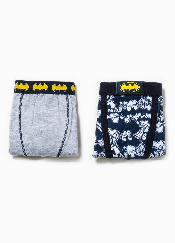 Two-pack cotton Batman boxers | OVS