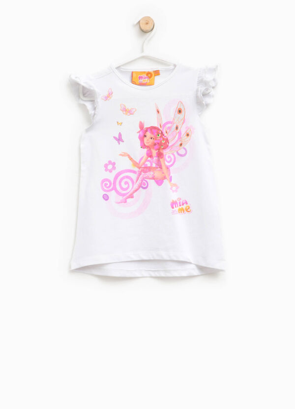 T-shirt in cotone stampa Mia and Me | OVS