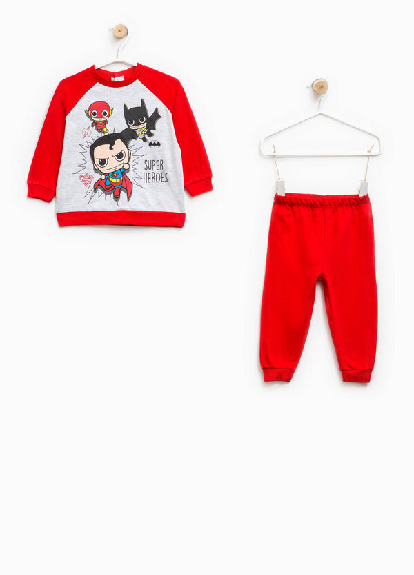 Super Heroes pyjama top and trousers | OVS