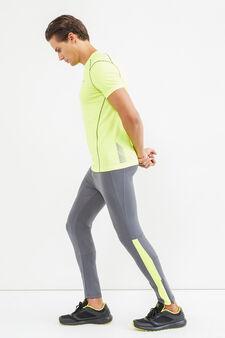 Pantaloni OVS Active Sport Training, Grigio scuro, hi-res