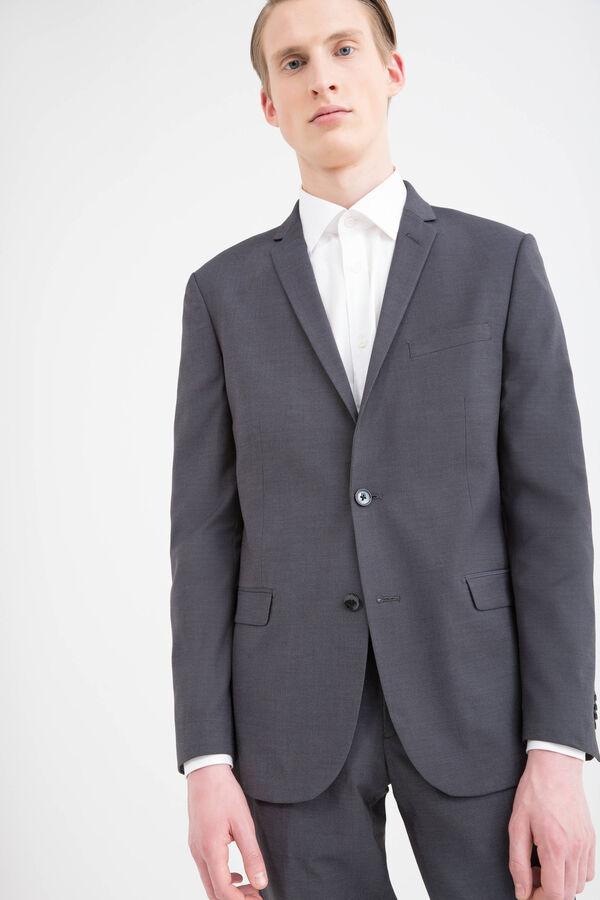Slim fit stretch blazer | OVS