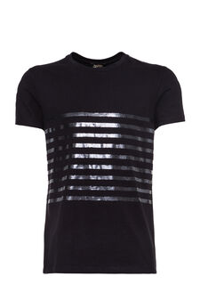 T-shirt Jean Paul Gaultier for OVS, Nero, hi-res