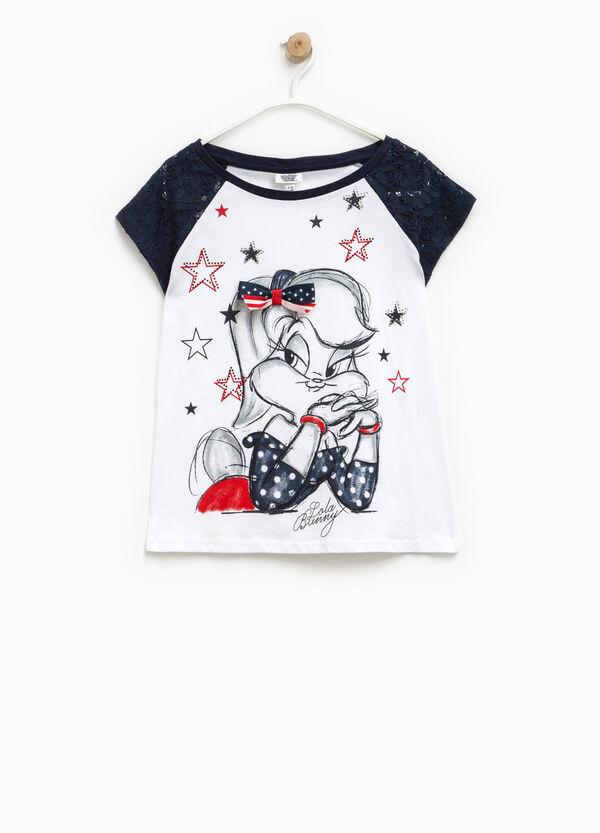 T-shirt with Lola Bunny print | OVS