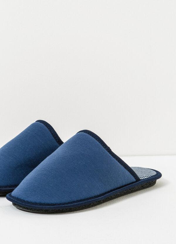 Pantofole fantasia pied-de-poule | OVS