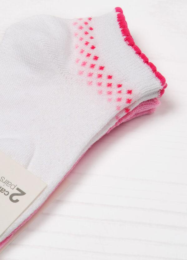 Two-pack short stretch socks   OVS
