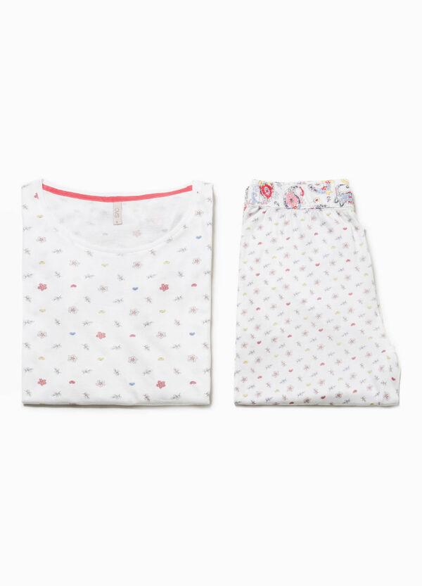 Pyjamas with all-over print | OVS