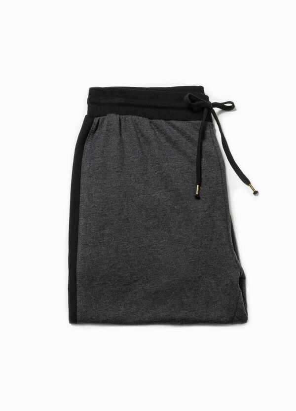 Pantalón de pijama con remates en contraste | OVS