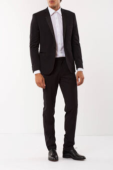 Smart trousers, Black, hi-res