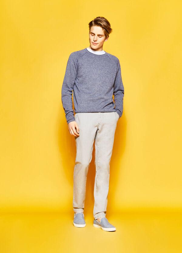 Pantaloni chino regular fit | OVS