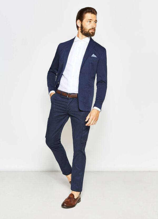 Cotton satin Rumford jacket | OVS