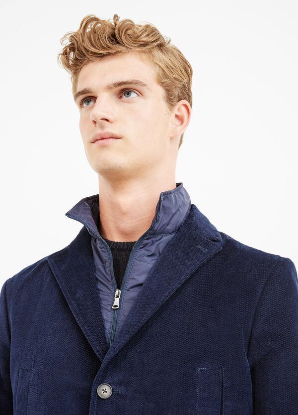 Elegant stretch cotton jacket | OVS