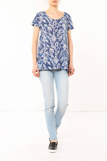 T-shirt fantasia, Blu, hi-res