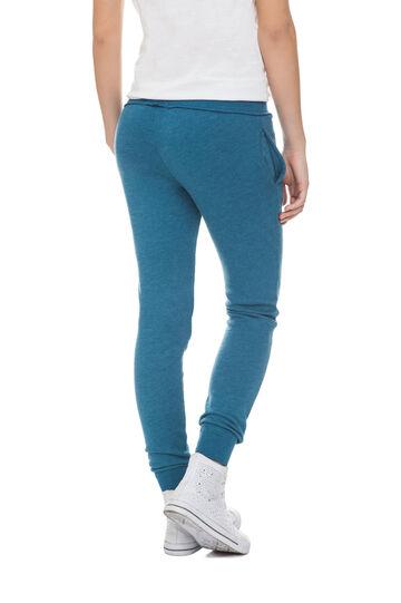 Pantaloni tuta, Azzurro, hi-res