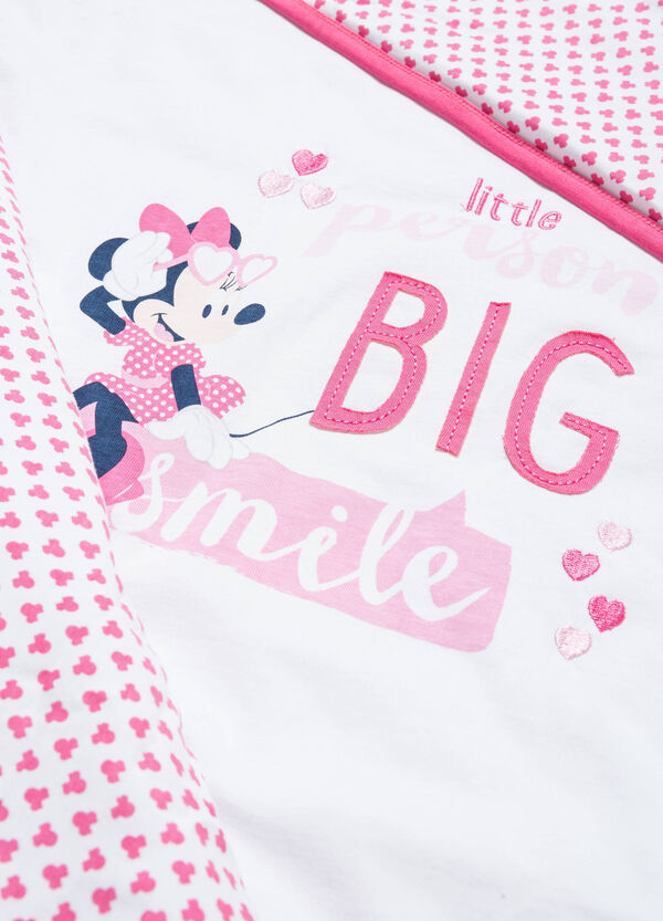 Blanket with Minnie Mouse print | OVS
