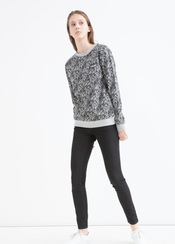 Batman cotton blend sweatshirt | OVS