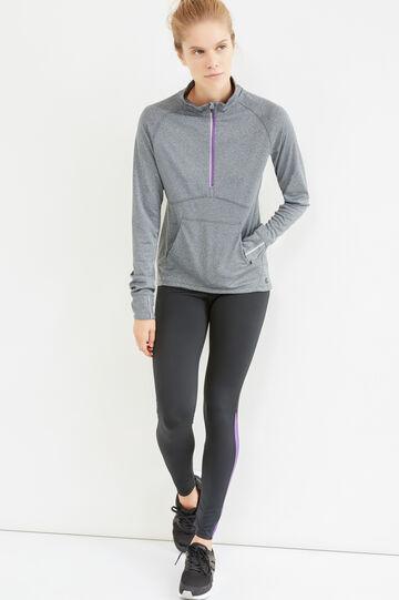 OVS Active Sport Training sweatshirt, Multicolour, hi-res