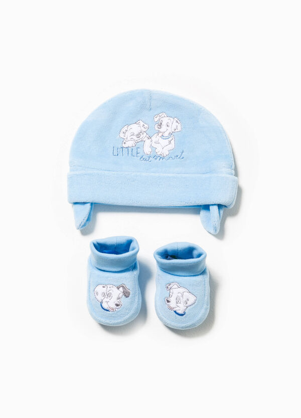 One Hundred and One Dalmatians hat and shoes set | OVS