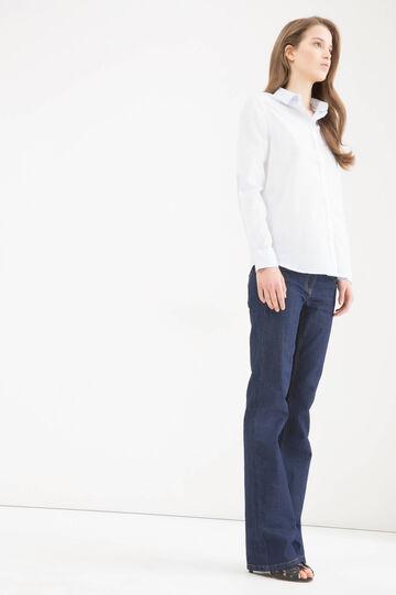 Camicia puro cotone righe