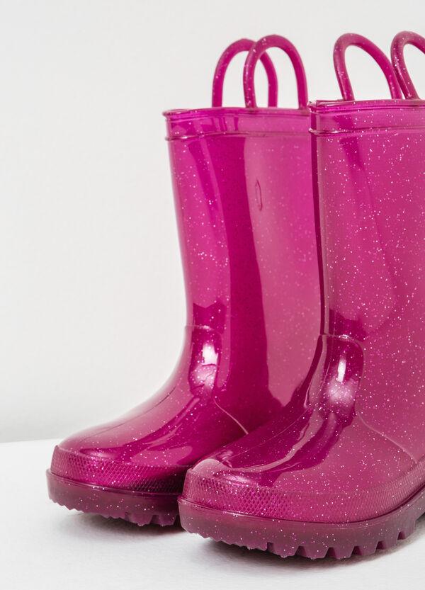 Glitter Wellington boots | OVS