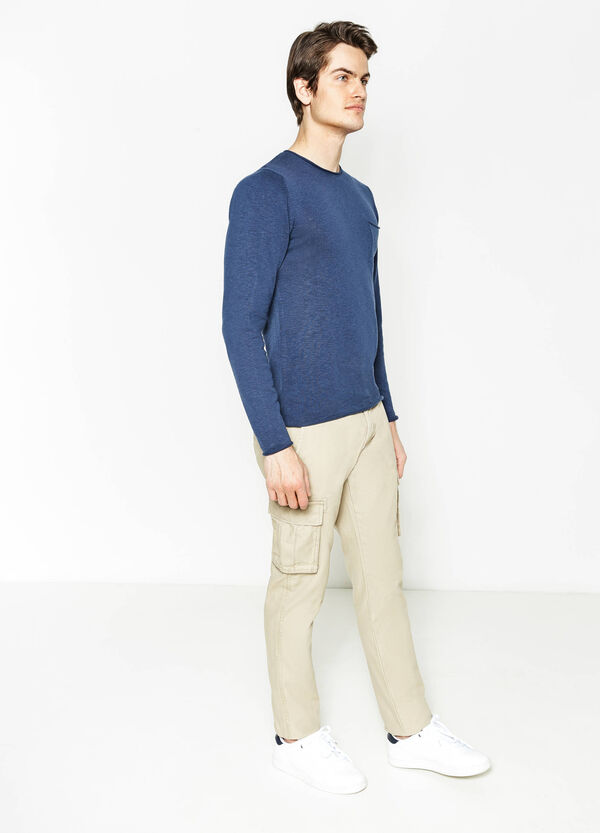 Chinos regular fit cargo | OVS
