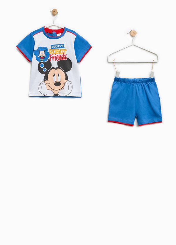 Mickey Mouse Robot print pyjamas | OVS